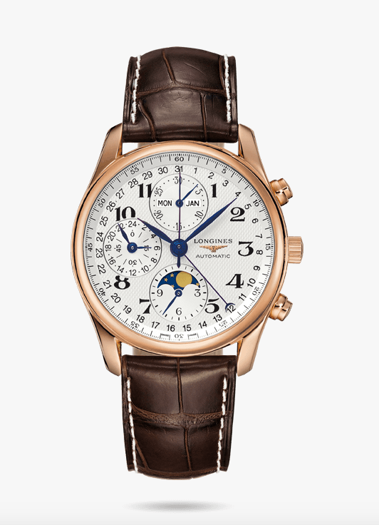 Longines Master Moon Phases