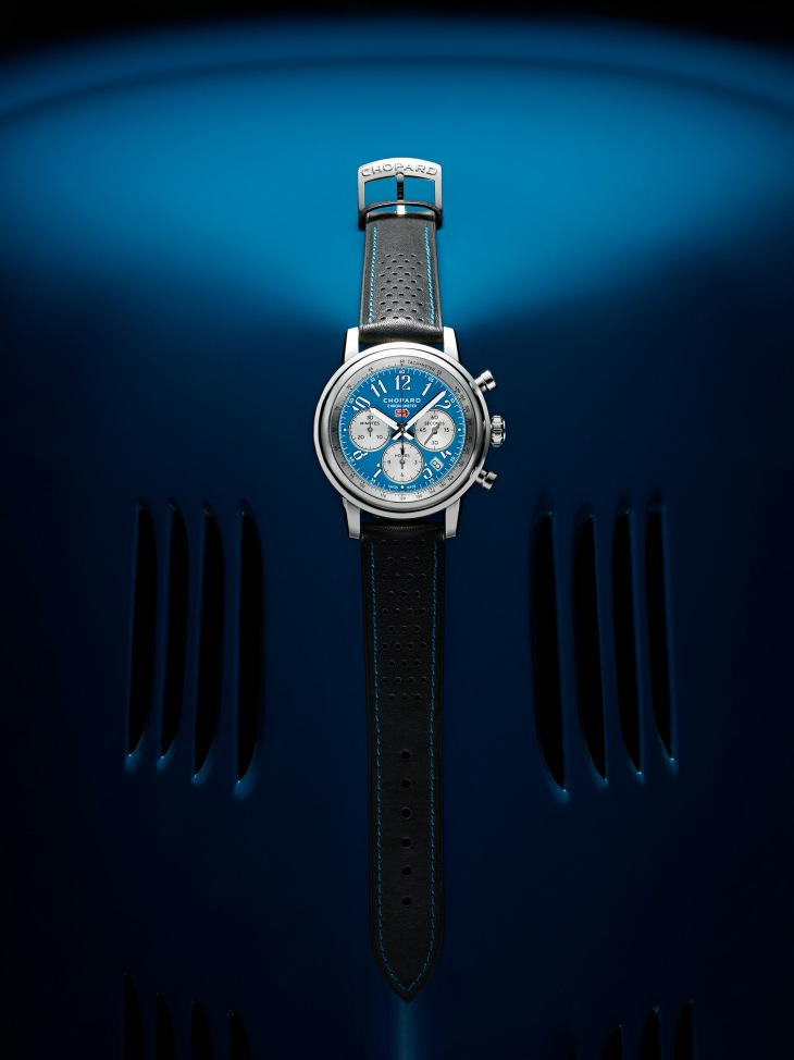 Chopard Mille Miglia Racing Colours - 0 - Blue - 168589-3010