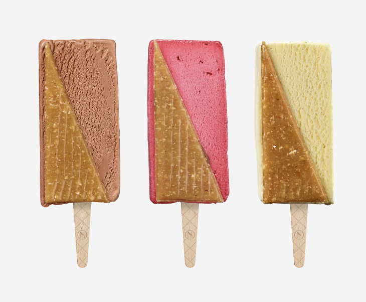 Neuhaus Ice Cream Naked Range